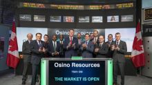 Osino Resources Corp. Opens the Market