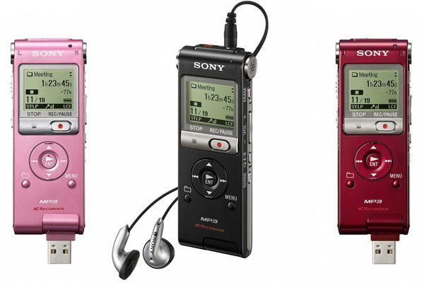 Sony joins 1,000-hour recording club with IDC-UX300
