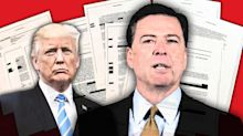 Trump told Comey he never slept in Moscow. But he did.