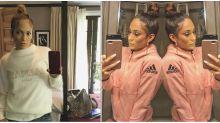 Jennifer Lopez's 'long lost twin' has got a killer set of muscles
