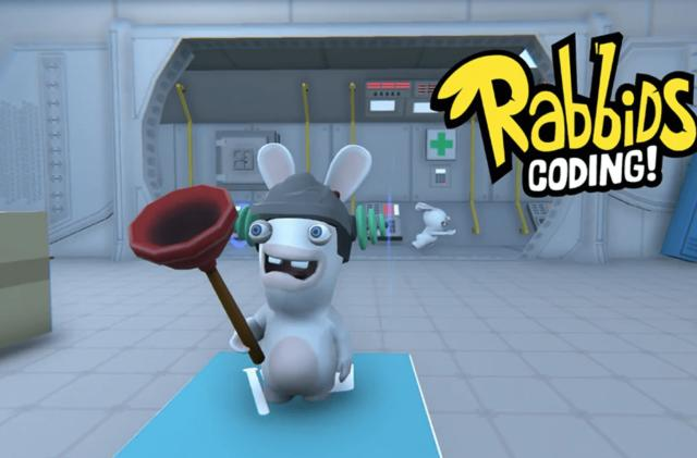 'Rabbids Coding' teaches young gamers basic programming concepts