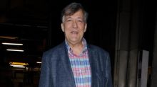 Stephen Fry reveals five stone weight loss following prostate cancer diagnosis