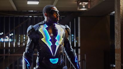 'Black Lightning' goes where other superhero shows fear to tread