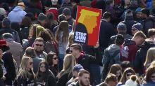 Etats-Unis : manifestations historiques contre les armes à feu