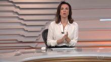 Conversa de bastidores do 'Bom Dia Brasil' vaza em comercial
