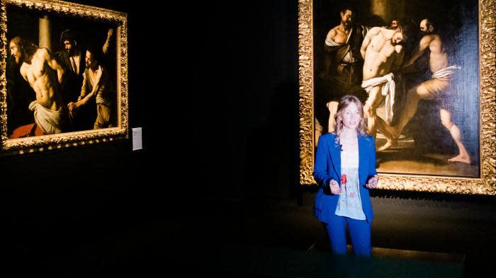 Vente d'un tableau bloquée à Madrid : la spécialiste Maria Cristina Terzaghi a toute de suite pensé que c'était un Caravage