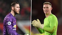'De Gea definitely starts as number one!' - Henderson still has 'a lot to prove' at Man Utd, says Neville