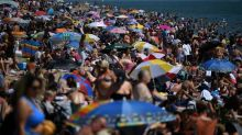Storms in sight as Western Europe swelters under heatwave