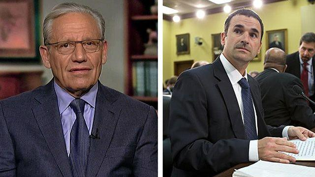 Woodward: IRS scandal 'on the road to Watergate'