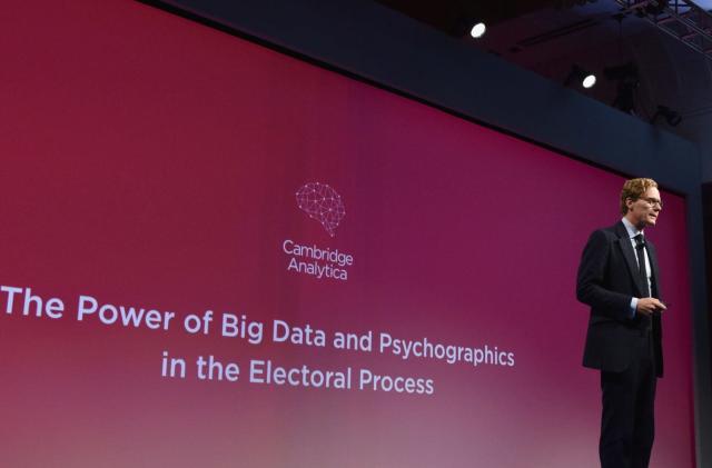 Facebook suspends Trump-linked data firm Cambridge Analytica (update: response)