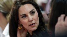 ¿Oculta Kate Middleton un nuevo embarazo para proteger a Meghan?