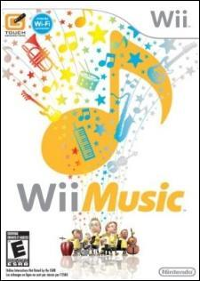Amazon using Wii Music as a gateway game