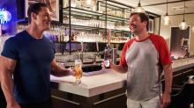 John Cena and Jimmy Fallon Pump Iron and Drink Beer in Super Bowl Commercial for Michelob Ultra