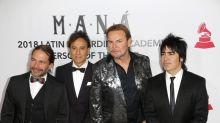 Maná es la Persona del Año de los Latin Grammys