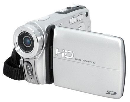 Exemode rolls out cheapo DV580HD camcorder