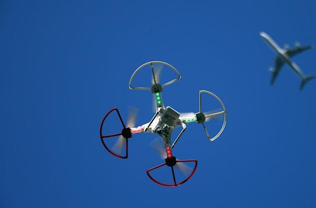FAA tests tech to spot illegal drone operators near airports