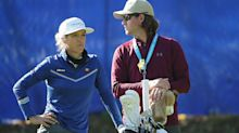 Fined after celebrating first LPGA win, Mel Reid turns focus to first major title