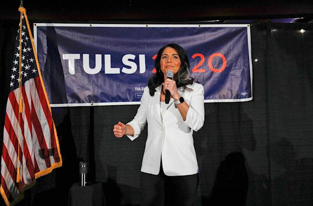 Judge dismisses Tulsi Gabbard's $50 million ad lawsuit against Google