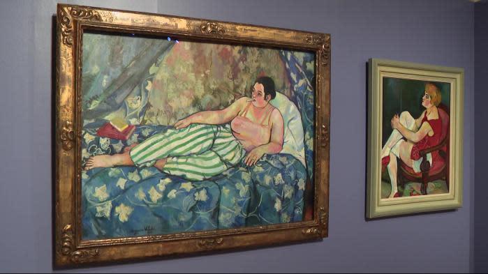 A Bourg-en-Bresse, Suzanne Valadon au centre d'une exposition sur les femmes artistes de la fin du 19e siècle