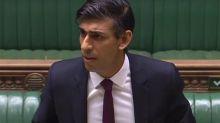 Rishi Sunak unveils £300 million-a-month deal to replace furlough scheme