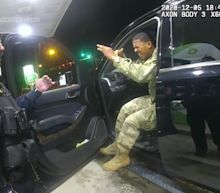NAACP calls to end qualified immunity in Virginia after police officer pepper-sprayed Black and Latino Army officer