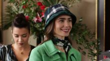 "Lily Collins on whether Emily In Paris character made her ""cringe"""