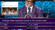 Amitabh Bachchan's Viral KBC 'Question' About His Tweet Numbering is a Contestant Nightmare