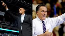 Obama, Romney make last-minute pleas in race