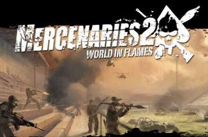 Mercenaries 2 devs spotted with 360 gear