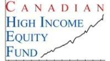 Canadian High Income Equity Fund Renews Normal Course Issuer Bid