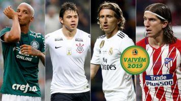Deyverson, Romero, Modric, Filipe Luís... O vaivém desta sexta-feira