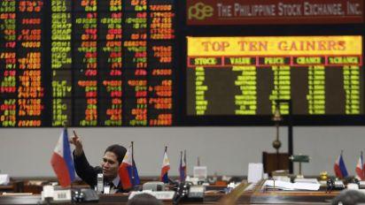 Las bolsas del Sudeste Asiático abren al alza, salvo Filipinas