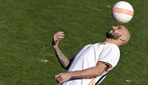 Primera Division: Valencia verpflichtet Juves Simone Zaza fix
