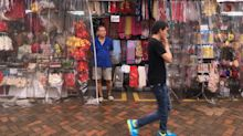 Chinatown vendors languish as Chinese New Year shoppers go online