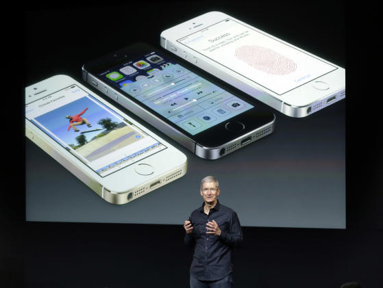 Apple's iPhone business is as big as McDonald's and Coke combined