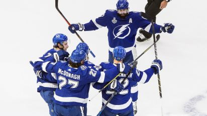 Lightning strike fast to even Cup Final 1-1