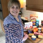 Help the Hungry: Emergency food packages bring relief to Britain's most vulnerable self-isolators