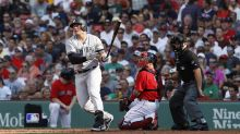 Yankees' Luke Voit heads to IL with sports hernia, may need surgery