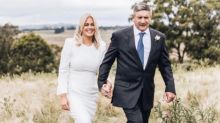 Samantha Armytage reveals startling detail about her wedding