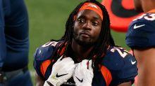 Broncos RB Melvin Gordon sounds off on NFL for moving Patriots game