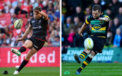 Northampton Saints welcome Saracens to the stadiumMK  - Getty Images