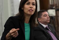 White House picks Jessica Rosenworcel as first female FCC chair