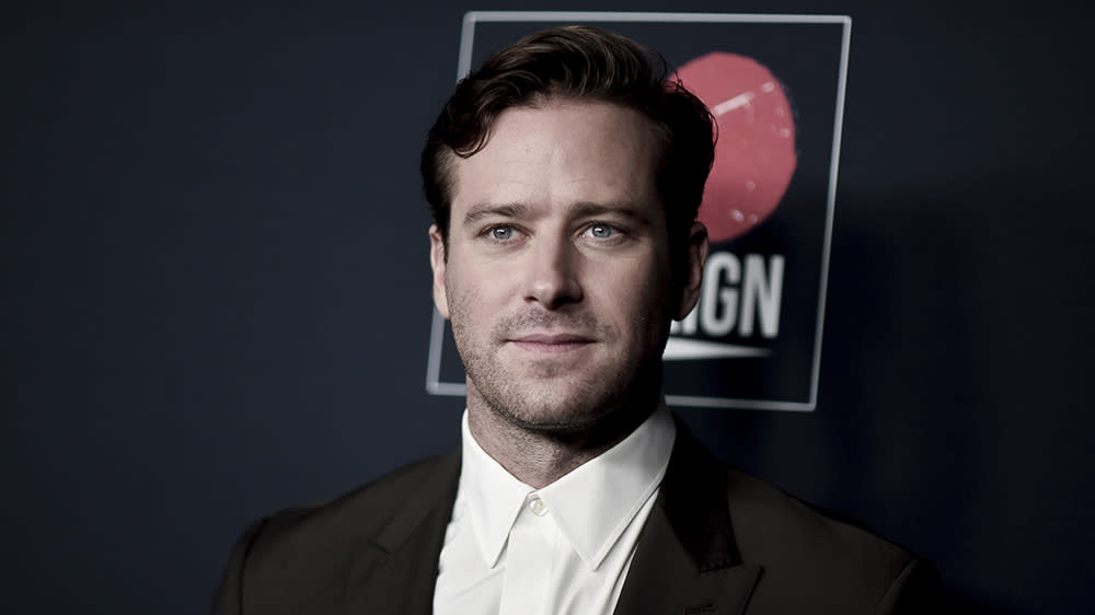 Armie Hammer Being Investigated by LAPD After Woman Comes Forward With... image