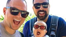 Super cute Instagram account is dedicated to gay dads and their kids