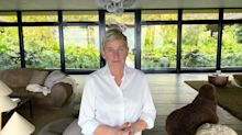 Ellen DeGeneres apologises to staff amid toxic workplace allegations