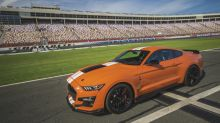 Ford's new track school is exclusively for Mustang Shelby GT500 owners