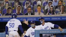 Betts hits tying HR in 9th, Dodgers beat Diamondbacks in 10