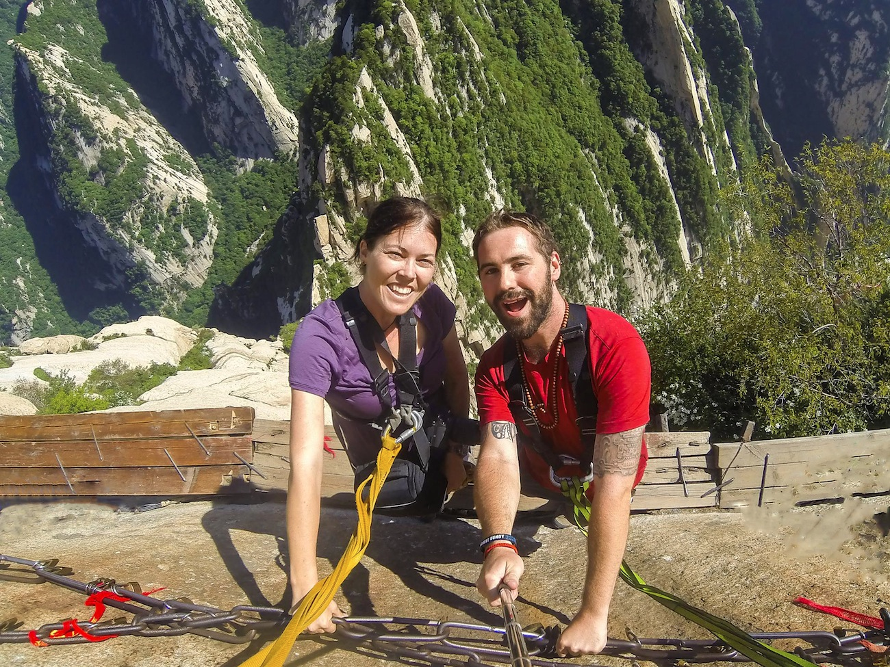 Here's the budget of a couple who traveled for an entire year on less than $30,000