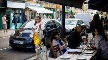 UK restaurant jobs unfilled as EU workers leave