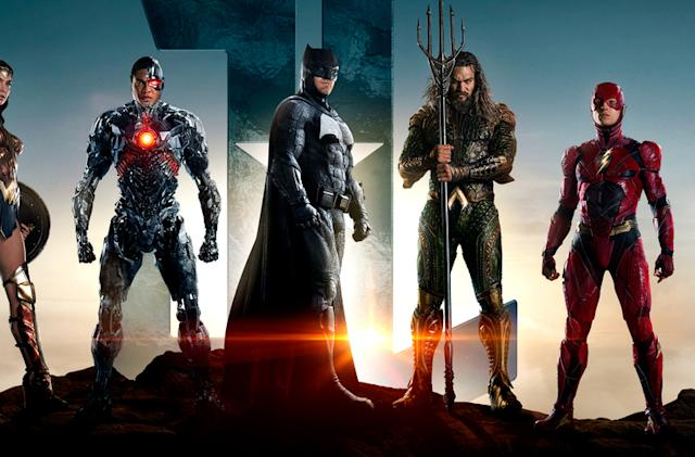 The 'Justice League' Snyder Cut debuts March 18th on HBO Max